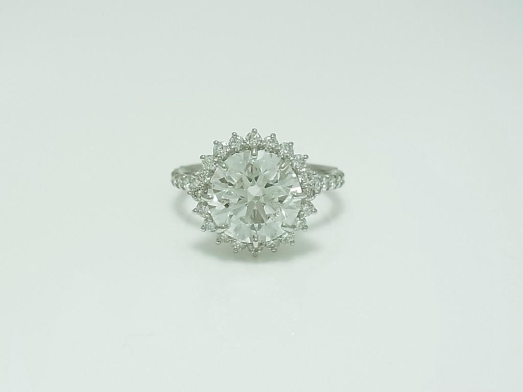 ご注文品☆ダイヤモンドリング