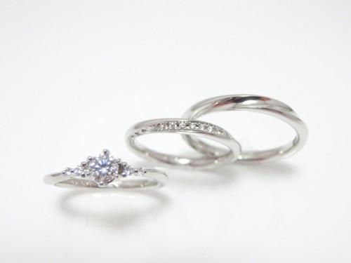 ディズニーファンタジア♪購入特典! ブライダル 婚約指輪&結婚指輪 - セットリング 日記