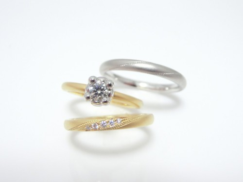 ディズニースチームボートウィリー♪購入特典☆ 結婚指輪 - マリッジリング ブライダル 婚約指輪 - エンゲージリング 婚約指輪&結婚指輪 - セットリング お知らせ