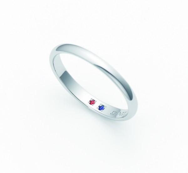 『サムシングブルー』誕生石オプションセッティング無料キャンペーン開始!! 結婚指輪 - マリッジリング ブライダル イベント・フェアー 日記