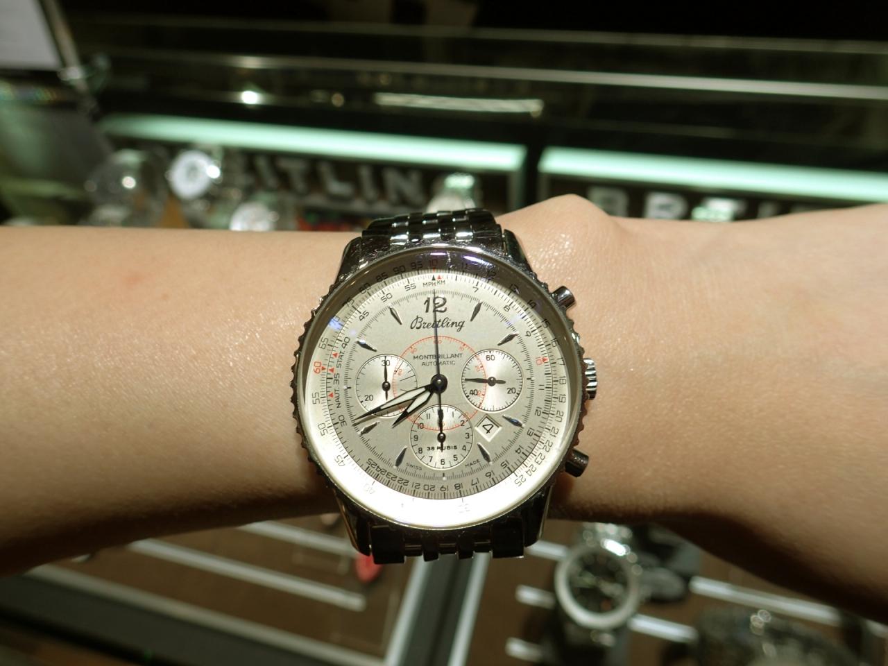 ブライトリングDAY間近☆時計に似合うゾッカイのブレスレット ファッションジュエリー イベント・フェアー 日記 お知らせ