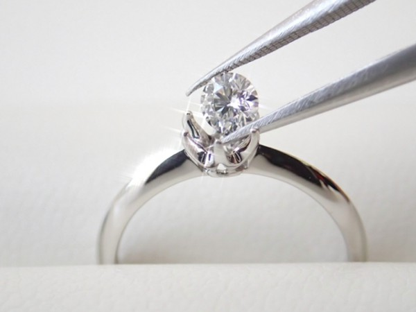 oomiya和歌山本店☆セミオーダーエンゲージリング枠が入荷しました♪ ブライダル 婚約指輪 - エンゲージリング 日記