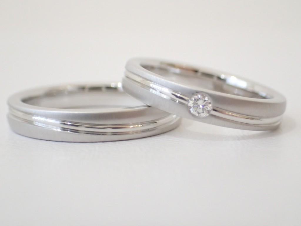 フラー・ジャコー☆結婚指輪☆ラフィネ☆サーフ☆oomiya和歌山本店