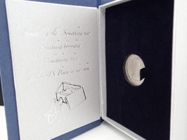 サムシングブルー☆6ペンスコインプレゼントキャンペーン 結婚指輪 - マリッジリング ブライダル イベント・フェアー お知らせ