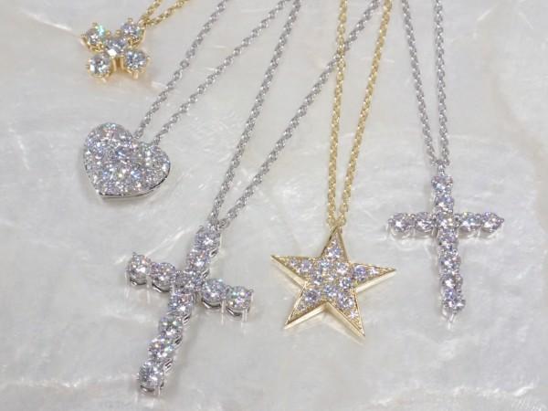 新年に最高の輝き☆CHARのダイヤモンドジュエリーは如何ですか?