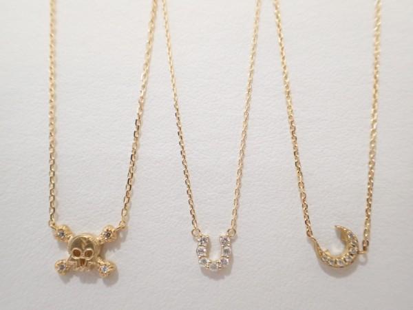 ローリーロドキン☆華奢なデザインのネックレス
