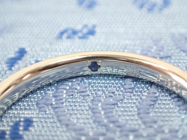 サムシングブルー☆新作【First Name】入荷!! 結婚指輪 - マリッジリング ブライダル