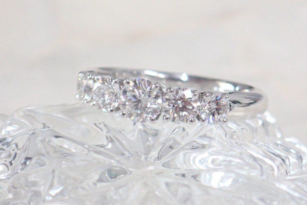CHARのダイヤモンドリングが入荷しました♪
