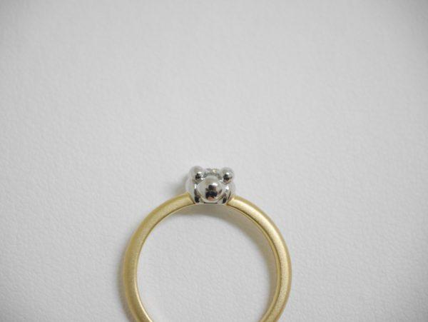 ディズニー好きにはたまらない!エンゲージリング 婚約指輪 - エンゲージリング