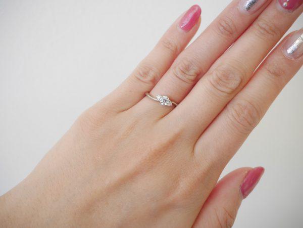 ホワイトデーにプロポーズをしよう!♡ ブライダル 婚約指輪 - エンゲージリング その他