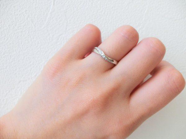 ジャスミンの花言葉…🌼 結婚指輪 - マリッジリング ブライダル その他