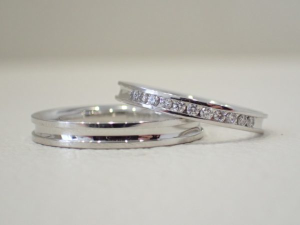 素材にこだわったマリッジリング|パイロットブライダル 結婚指輪 - マリッジリング ブライダル 婚約指輪 - エンゲージリング