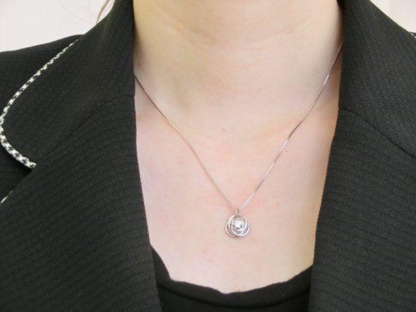 センターダイヤが綺麗☆フォーエバーマークミルモアコレクション その他