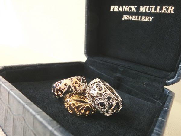 あなたのラッキーナンバーは?数字でおしゃれを楽しむフランク・ミュラーのタリスマンリング ファッションジュエリー