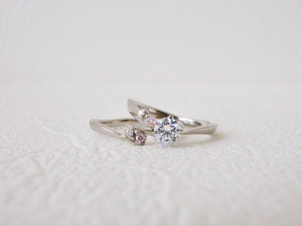 幸せの象徴ピンクダイヤ♡ラパージュのピンクダイヤフェア開催中です! 結婚指輪 - マリッジリング ブライダル 婚約指輪 - エンゲージリング 婚約指輪&結婚指輪 - セットリング