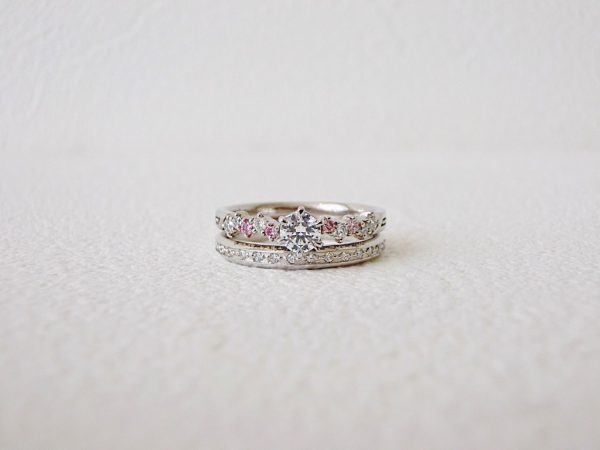 7/7は七夕です☆彡 ロマンチックなこの日にオオミヤのブライダルサロンにいらっしゃいませんか? 結婚指輪 - マリッジリング 婚約指輪 - エンゲージリング 婚約指輪&結婚指輪 - セットリング その他