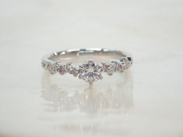 LAPAGE♡ピンクダイヤモンドフェア 結婚指輪 - マリッジリング ブライダル 婚約指輪 - エンゲージリング 婚約指輪&結婚指輪 - セットリング その他