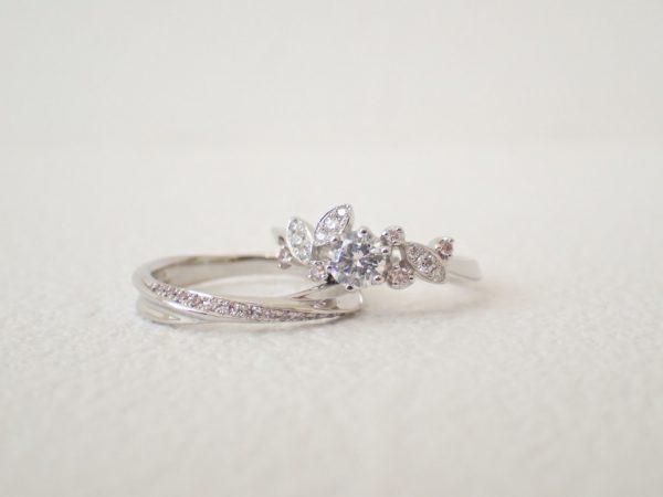 本日、最終日!ピンクダイヤフェア(^^) 結婚指輪 - マリッジリング ブライダル 婚約指輪 - エンゲージリング 婚約指輪&結婚指輪 - セットリング その他