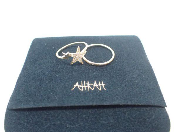 AHKAHはリングも可愛い!♡ ファッションジュエリー その他