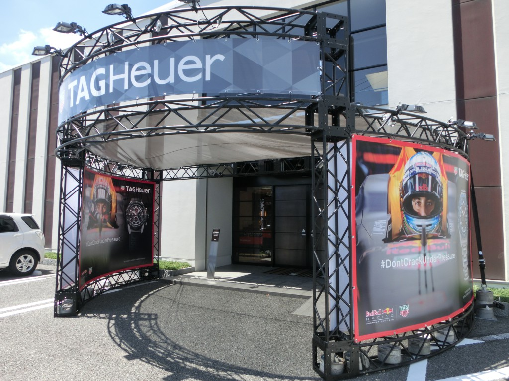 TAG Heuer DAY開催中です!