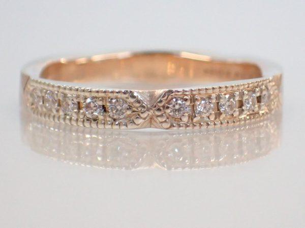 幻の技『木目金』のマリッジリング 結婚指輪 - マリッジリング ブライダル 婚約指輪 - エンゲージリング 婚約指輪&結婚指輪 - セットリング その他