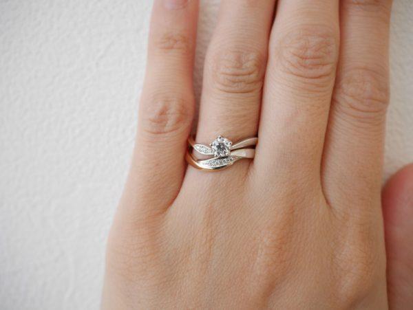 ラパージュ❤9月のおすすめリング 結婚指輪 - マリッジリング ブライダル 婚約指輪 - エンゲージリング 婚約指輪&結婚指輪 - セットリング その他