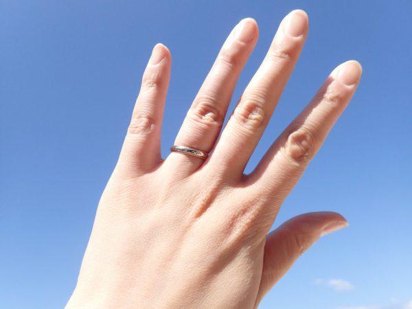 ダイヤモンドエタニティリングが当たるハッピーマリッジフォトキャンペーン開催☆ 結婚指輪 - マリッジリング ブライダル