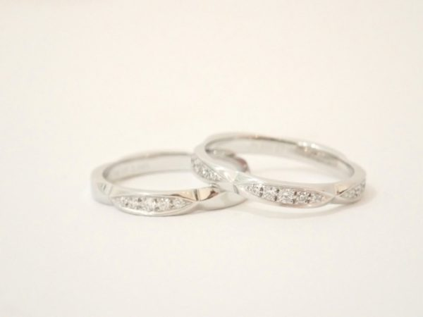 大人気のフラー・ジャコー『サクラ』と『チョコレート』に新仕様が追加☆ 結婚指輪 - マリッジリング ブライダル