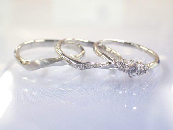 ディズニーシンデレラ2018☆本日より発売!! 結婚指輪 - マリッジリング ブライダル 婚約指輪 - エンゲージリング 婚約指輪&結婚指輪 - セットリング
