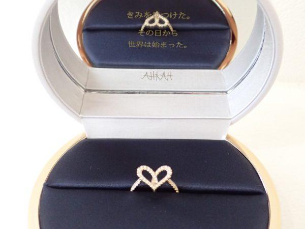 AHKAH☆NEW COLLECTION販売スタート! ファッションジュエリー
