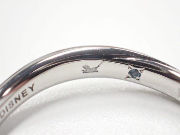 ディズニーシンデレラ2018☆マジック・オブ・フェアリー 結婚指輪 - マリッジリング ブライダル 婚約指輪 - エンゲージリング 婚約指輪&結婚指輪 - セットリング
