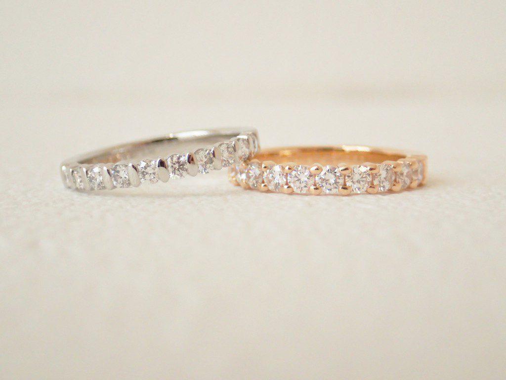 ご婚約指輪としても☆フラージャコー『メモワール』