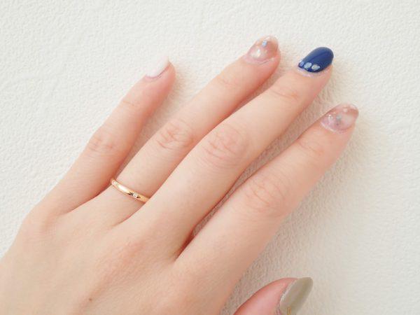 FURRER-JACOTリングディビデュエル☆ファッションリングとしても♪ ファッションジュエリー 結婚指輪 - マリッジリング ブライダル