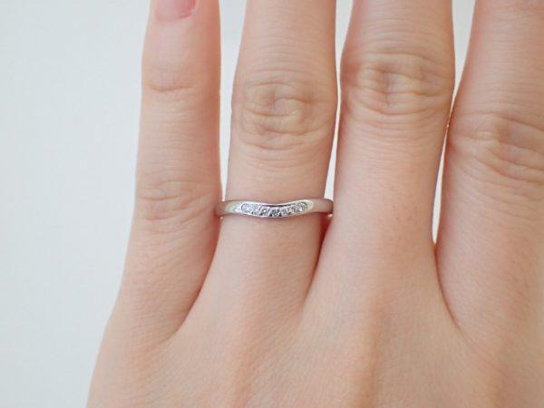 FURRER-JACOT/華奢でも耐久性は◎ 結婚指輪 - マリッジリング ブライダル 婚約指輪 - エンゲージリング