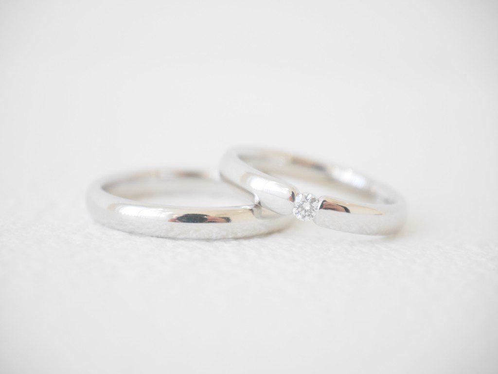 フラージャコー/耐久性に優れた結婚指輪!
