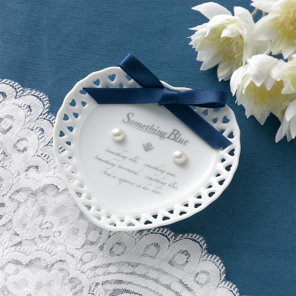 和歌山本店取扱サムシングブルー☆本日よりハートのリングトレープレゼントキャンペーン始まります!