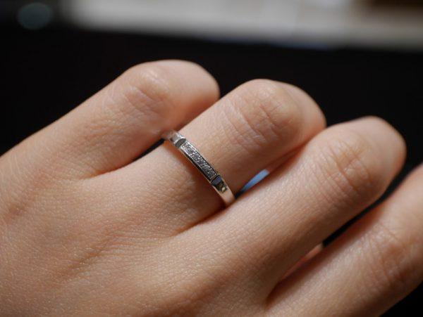 フラージャコー/大切な人に贈るチョコレート 結婚指輪 - マリッジリング ブライダル