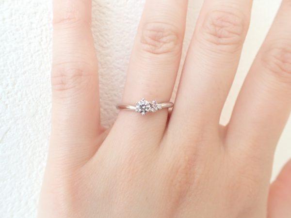 大切なリングを安心してお使い頂くために☆oomiya和歌山本店アフターサービス ブライダル 婚約指輪 - エンゲージリング メンテナンス