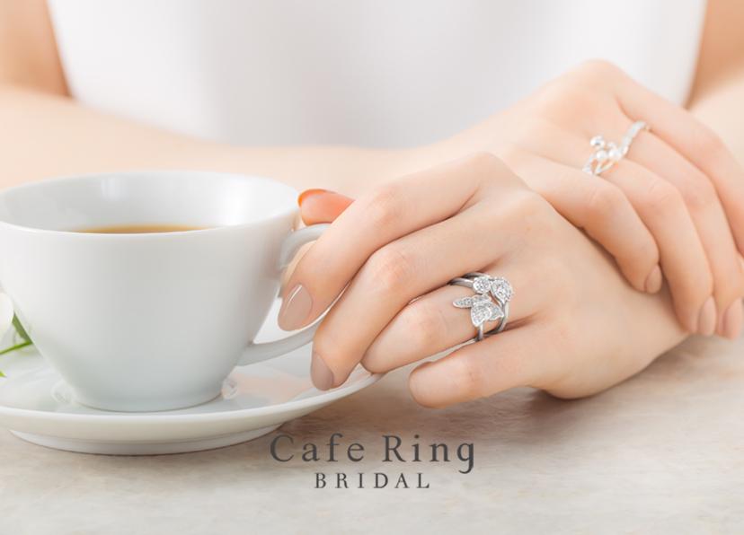 カフェリング☆明日からダイヤモンドフェアがスタートします!