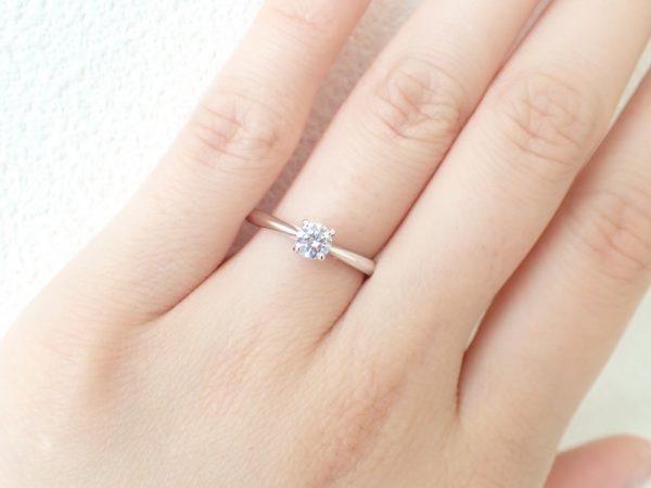 カフェリング☆ダイヤモンドフェア開催中!人気のエンゲージリングご紹介 ブライダル 婚約指輪 - エンゲージリング イベント・フェアー