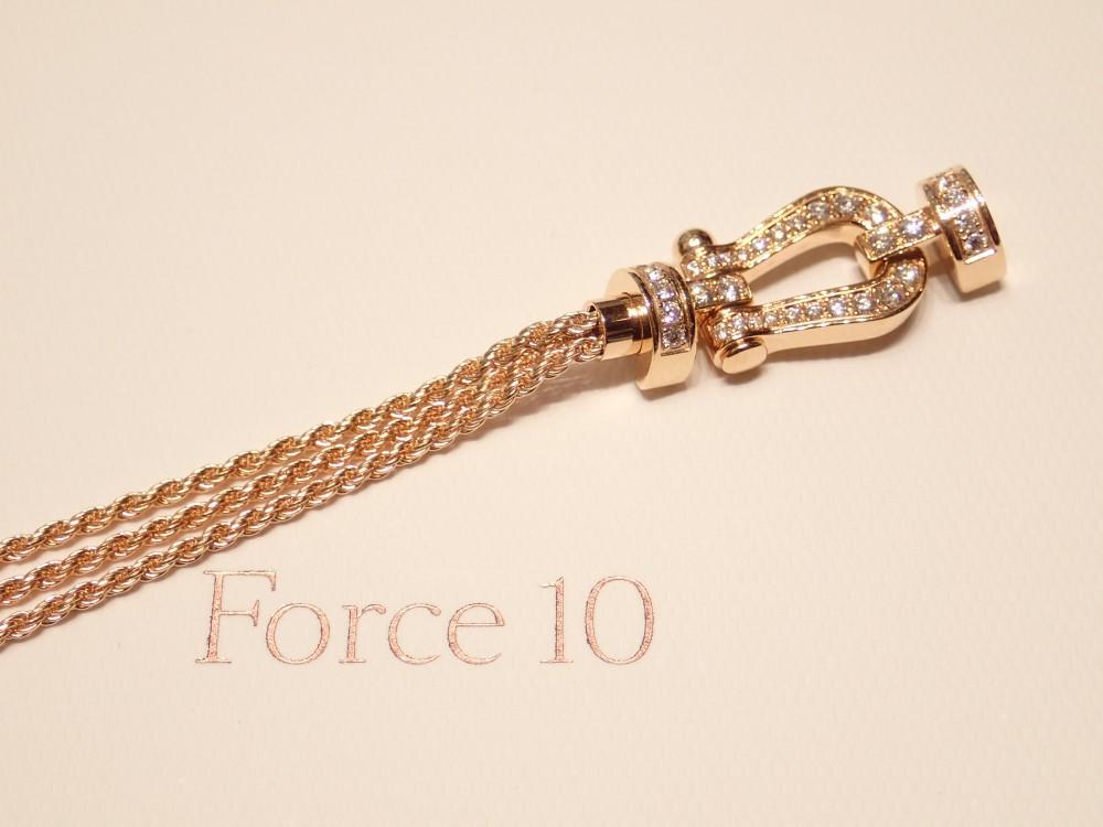 #oomiyaスタッフも憧れの☆フレッドフォース10ブレスレットと時計の重ね着け♪