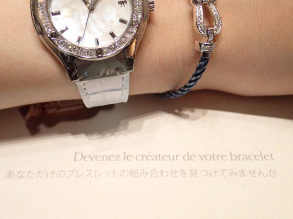 #oomiya和歌山本店 で叶う☆ウブロ&フレッドの最強コーディネート ファッションジュエリー