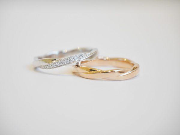 フラージャコーの新作マリッジリングが入荷! 結婚指輪 - マリッジリング ブライダル 婚約指輪 - エンゲージリング 婚約指輪&結婚指輪 - セットリング