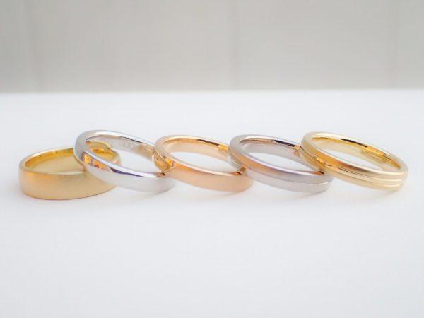 同じブランドで好みをチョイス!シンプルな結婚指輪をお探しならフラージャコーのマリッジリング☆ ファッションジュエリー 結婚指輪 - マリッジリング ブライダル