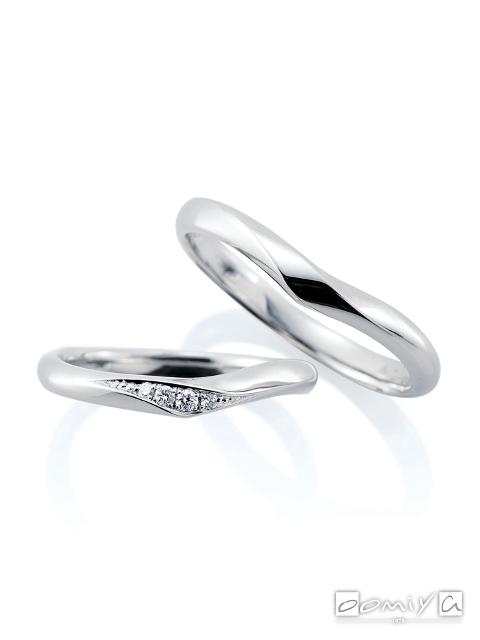 カフェリング|結婚指輪(マリッジリング) リリィ
