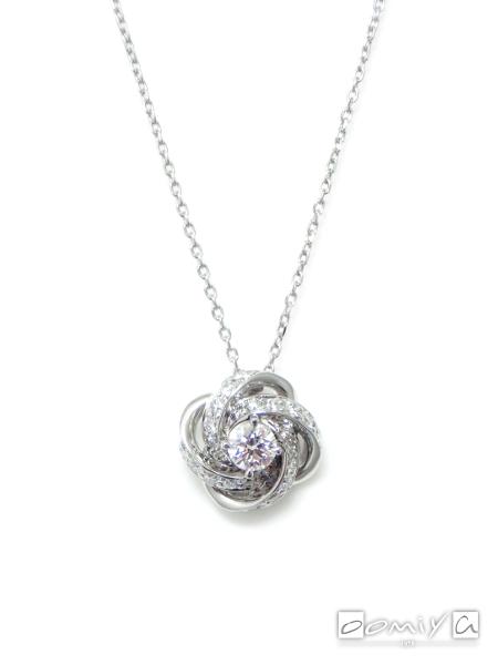 フォーエバーマーク|ORIGINAL DESIGN ダイヤモンド ネックレス - INFN01PT