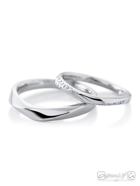 カフェリング|結婚指輪(マリッジリング) ノエル