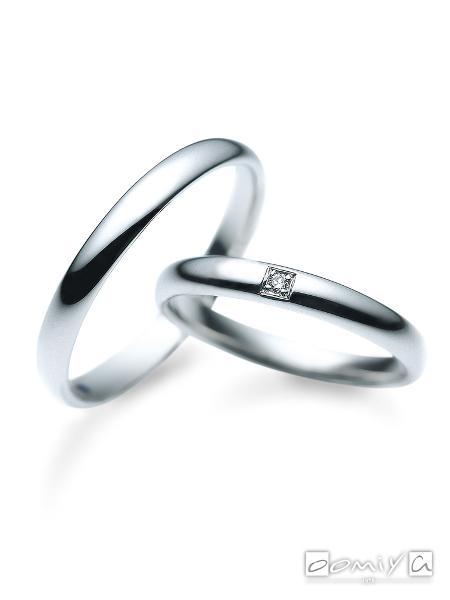 サムシングブルー セントピュール|SP780 / SP781 - 結婚指輪(マリッジリング)
