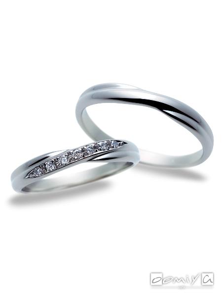 サムシングブルー|セントピュール SP814 / SP815 - 結婚指輪(マリッジリング)