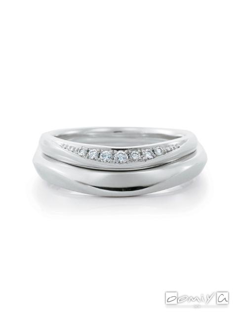 カフェリング|結婚指輪(マリッジリング) サツキバイ